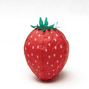 Strawberry Balloon
