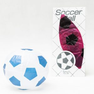 Soccer Ball Balloon 2 pack