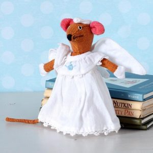Barefoot Toys Angel Mouse