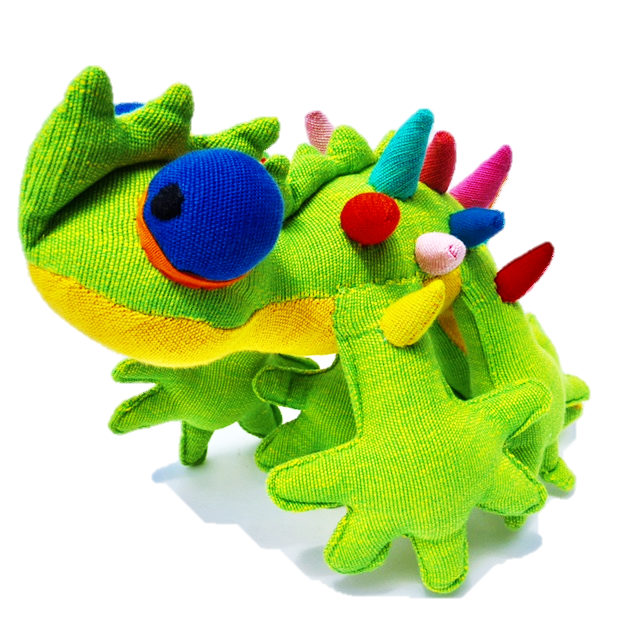 soft toy thorny devil