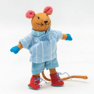 Barefoot Mouse (small boy)