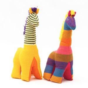 Barefoot Giraffe