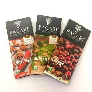 PACARI 60% CACAO ORGANIC CHOCOLATE